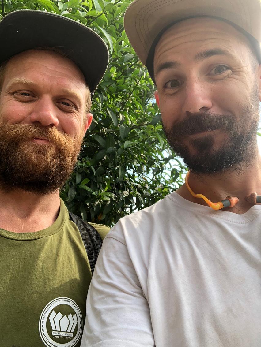 Tom & Brownie
