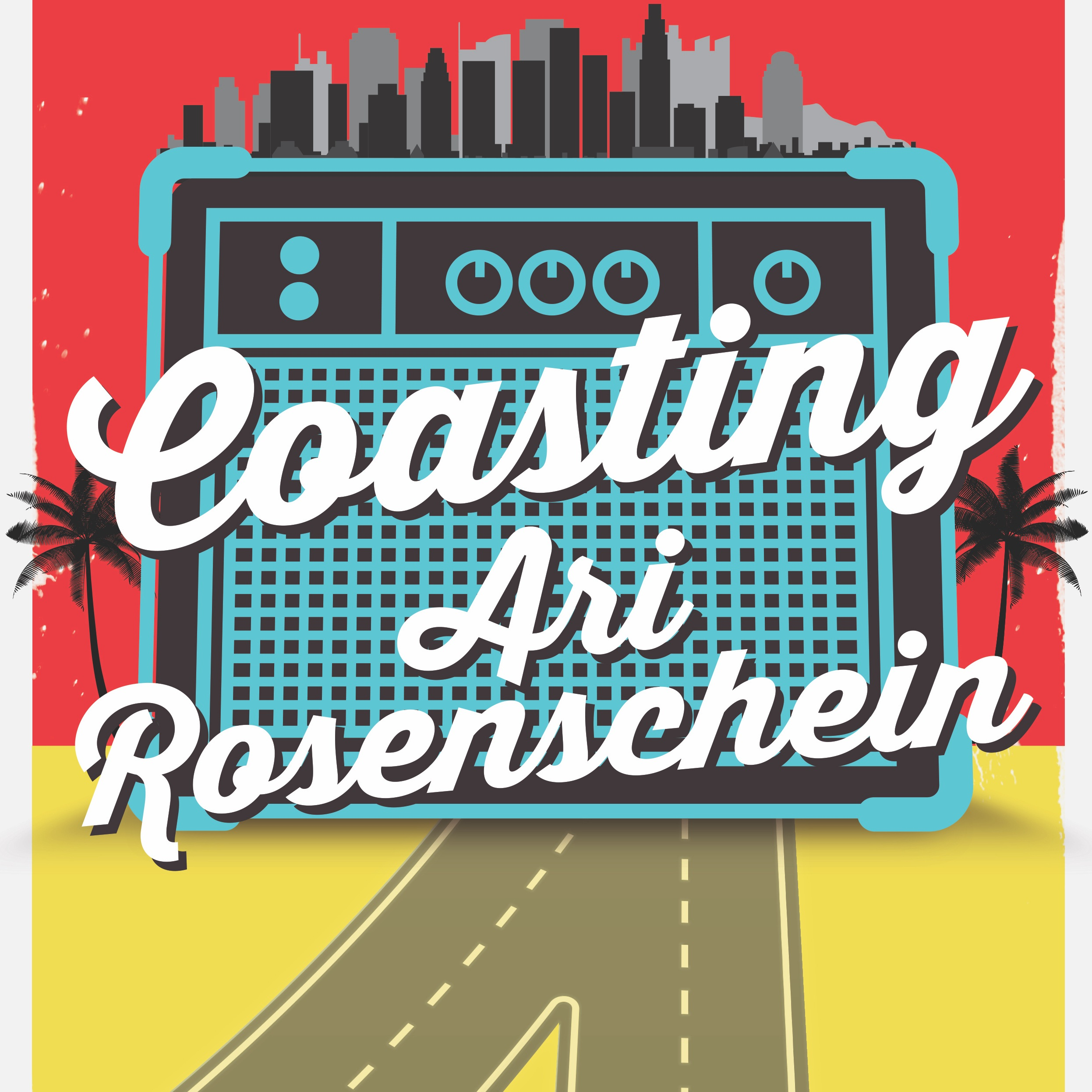 Coasting Ari Rosenchein  Short Story Collection Available Now:  Amazon  |  Barnes & Noble  |  Book Depository