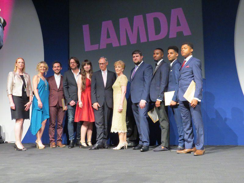 LAMDA Graduation, 2016.