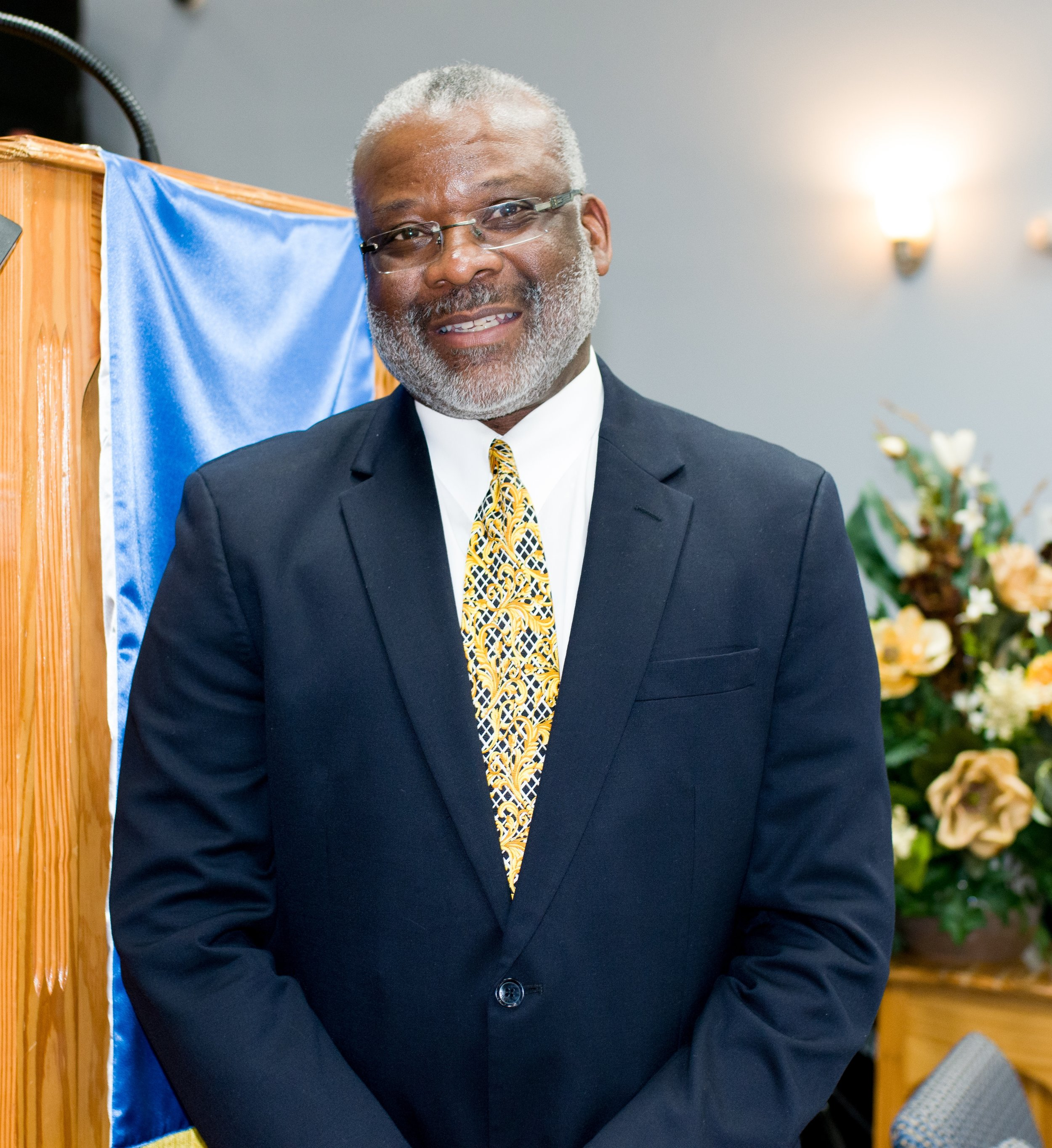 Rev. Tommy L. Carr,Congress Director -
