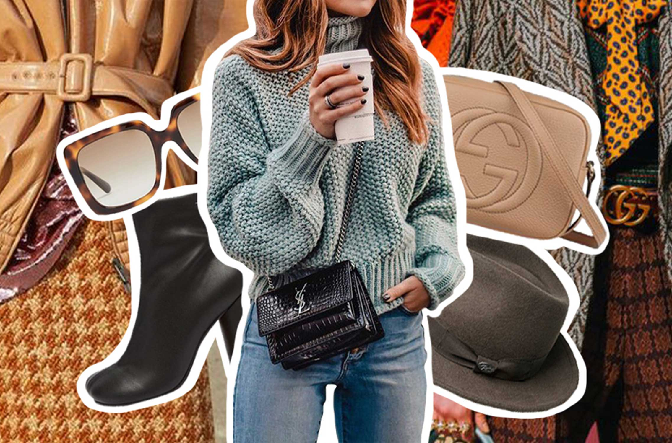 THE FALL STAPLES  THAT NEVER GO OUT OF STYLE -