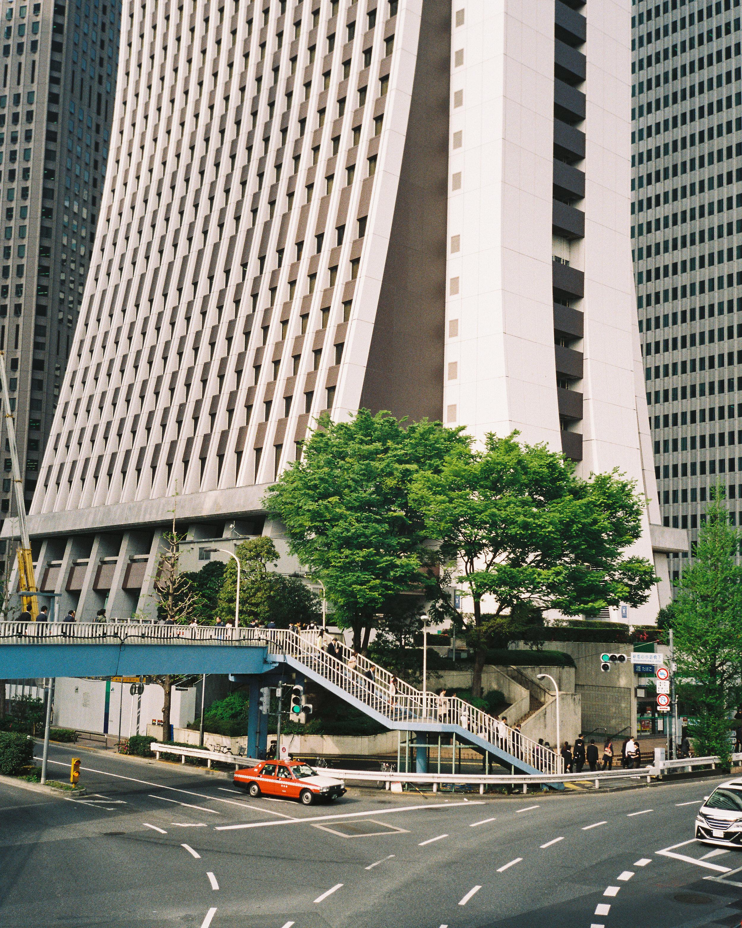 tokyo - april 2018