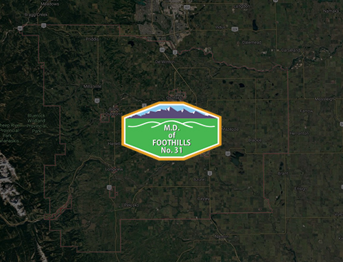 M.D. Foothills No.31 - All Areas Including Nanton, Cayley, Okotoks, High River, and Even Calgary