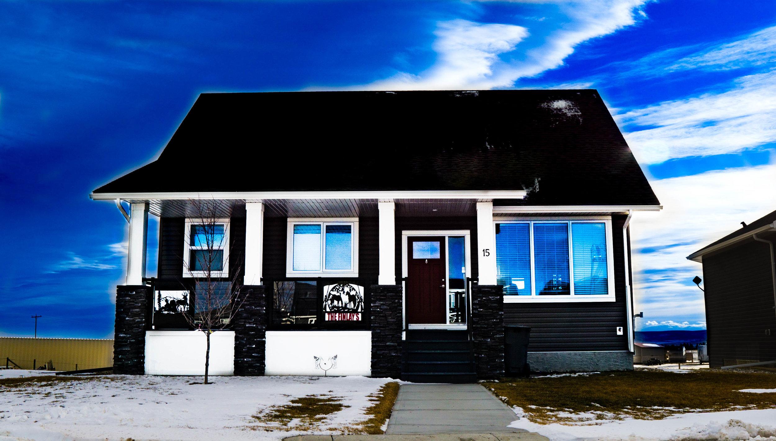 Cayley Homes Custom Builder