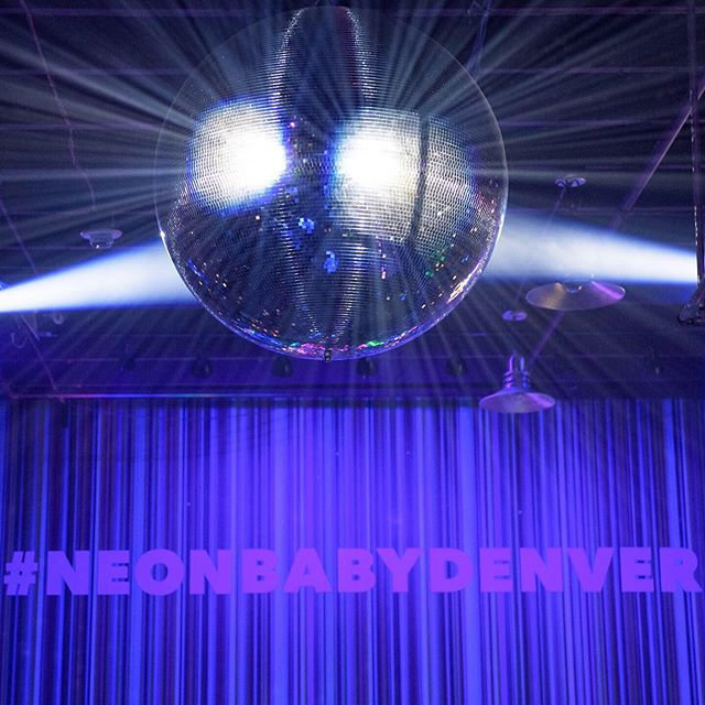 We're beyond excited for this weekend at @neonbabydenver 🎶  THURSDAY: @kraakandsmaak (find the link to grab tickets in our profile)  FRIDAY: Skinny Dip Sessions ft. @ericlakemusic  SATURDAY: @sleazymcqueen w/ members of @discosocialdenver  SUNDAY: @nocturnal_den Presents Dasha Redkina +more