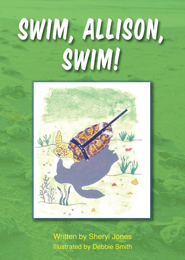 Swim, Allison, Swim! -