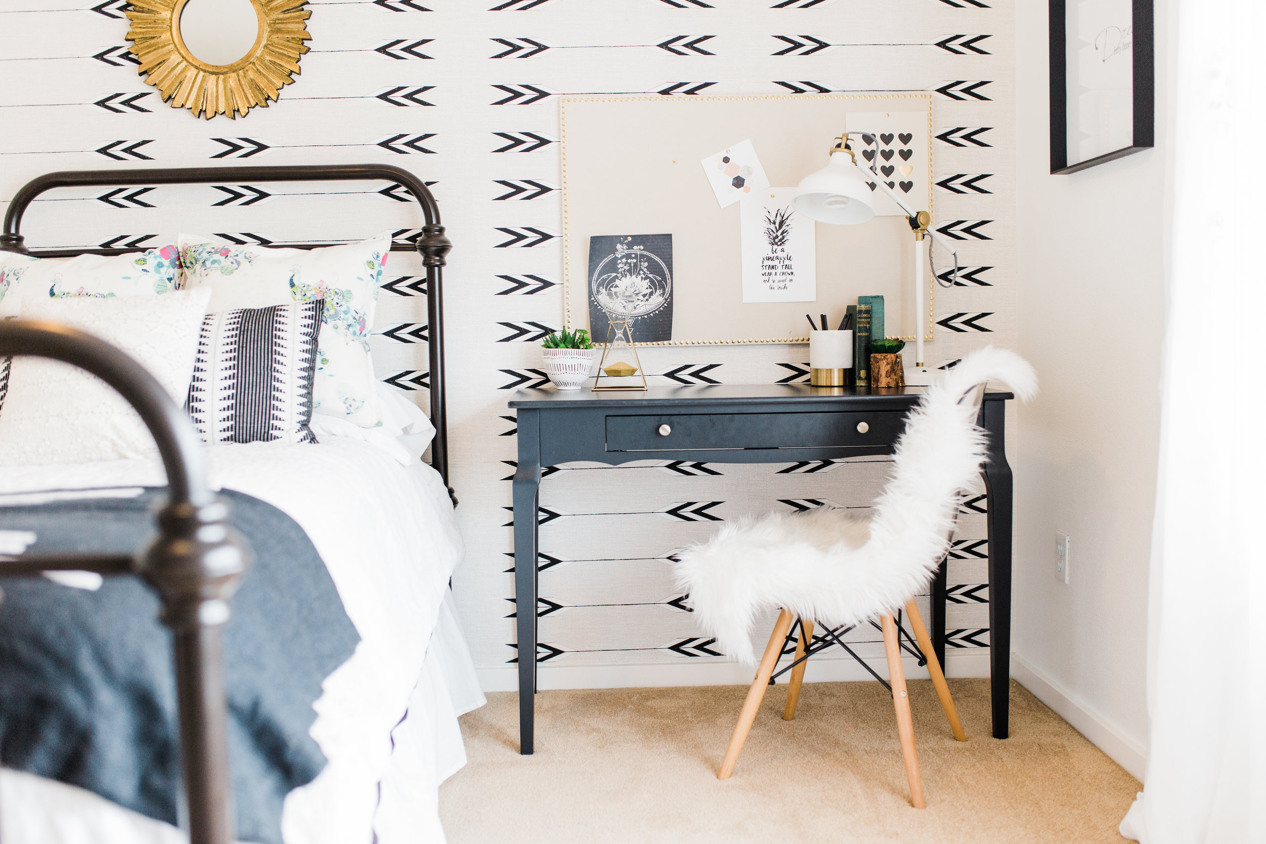 Boho Chic Room -