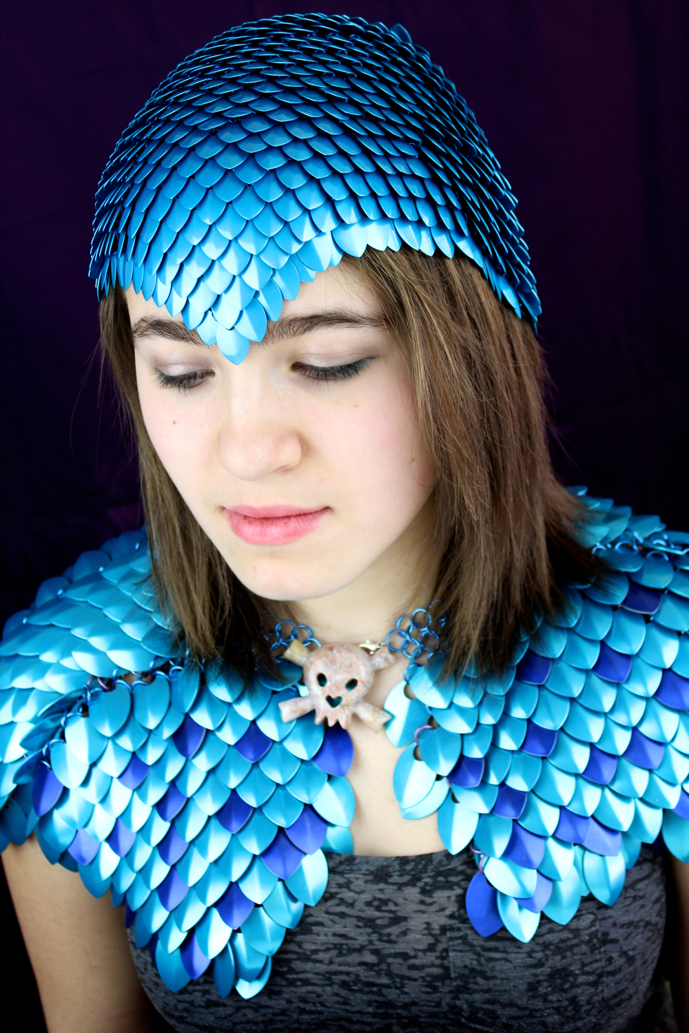 mermaid scalemail armor