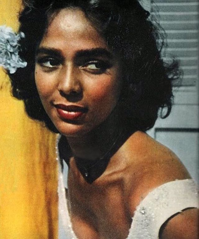 Radiant Woman, Dorothy Dandridge.