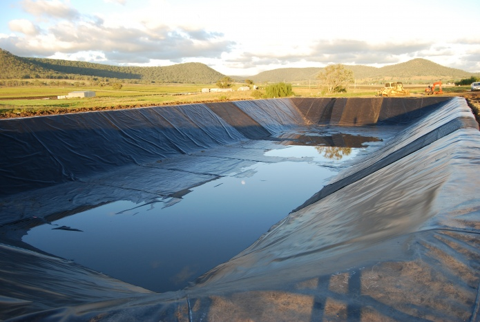 Dam and slurry pond linings Malawi