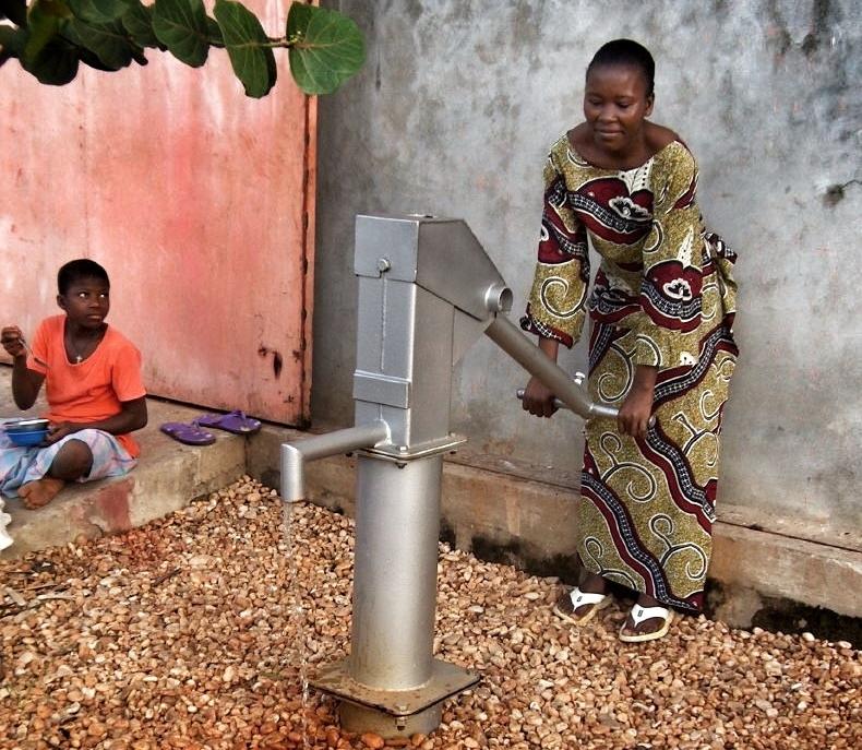 Malda Pumps for Temporary Shelter Malawi