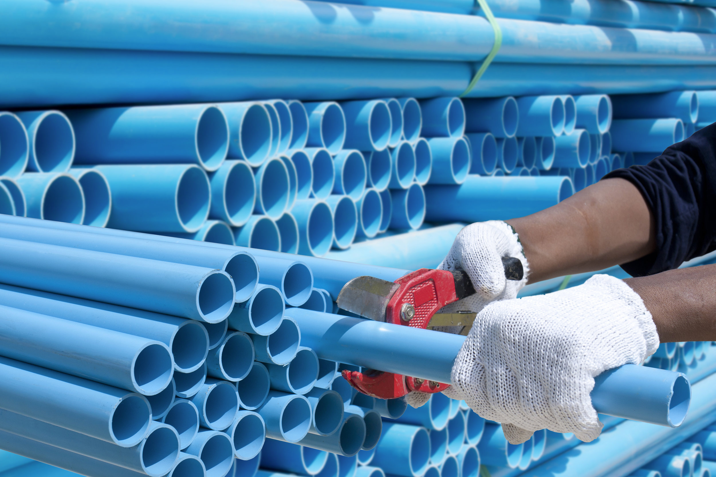 UPVC Pipes and Fittings for Government Projects