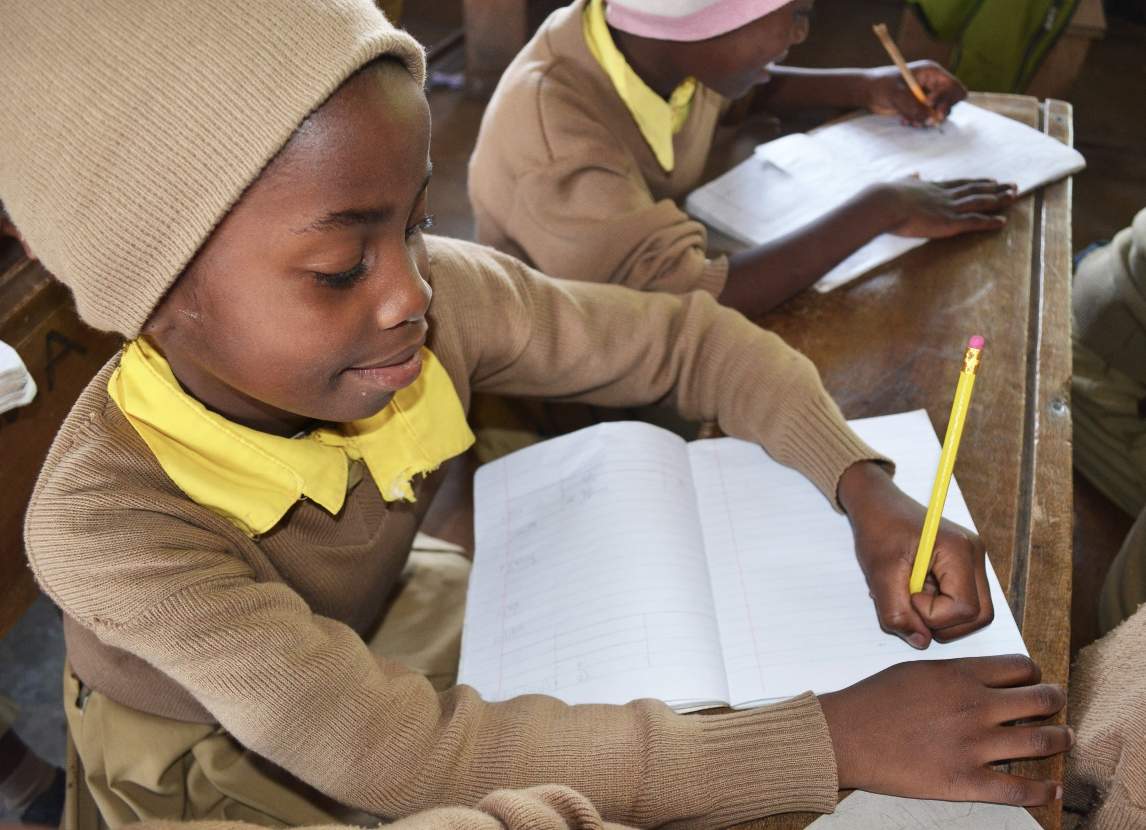 OUR IMPACT - So far we have provided 12,000+ hours of light for girls to do their homework.