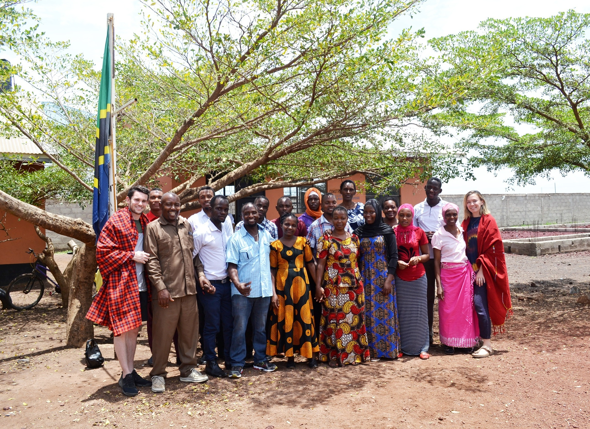 Our Team - We are made up of dedicated Tanzanian partners, Trustees, volunteers that are dedicated to helping children in Tanzania. We are completely volunteer led. However, from 2019, we are looking to hire our first members of staff to help us scale our work and support more children in rural Tanzania.