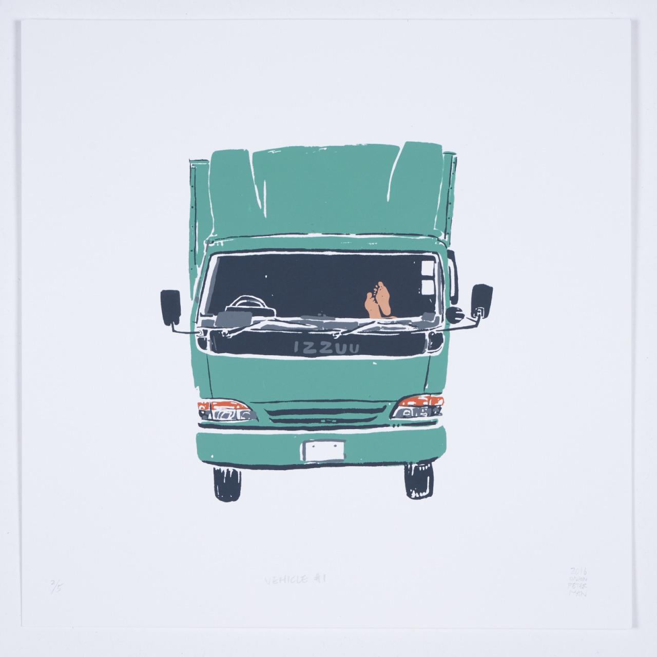 Vehicle #1