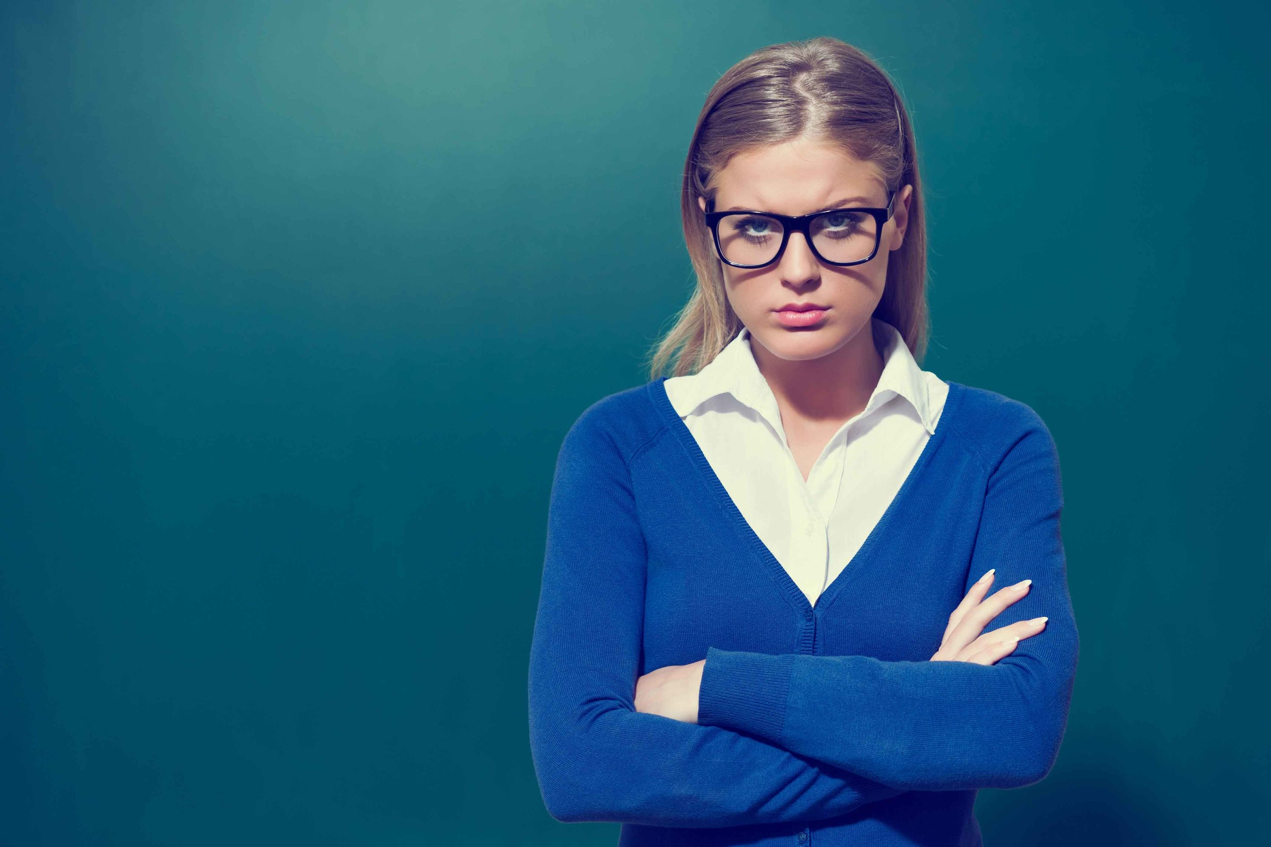 9 Reasons Why Your Teacher Is Upset With You