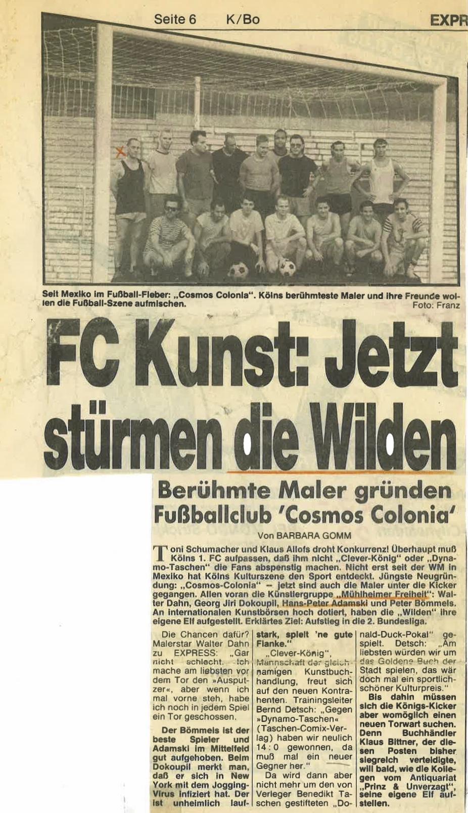 Kölner Express  1986