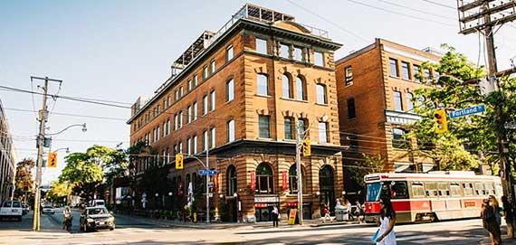 - The Spoke Club   Toronto