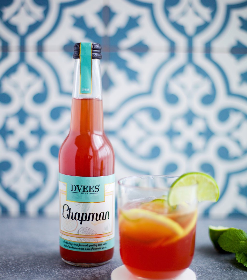 DVees Chapman Drink