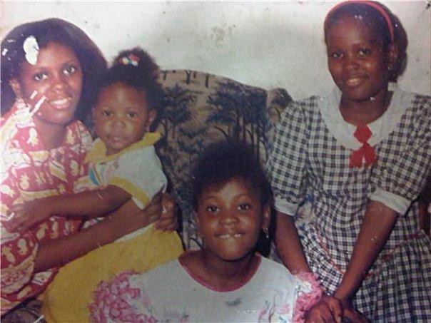 Lagos, Nigeria  Circa 1995