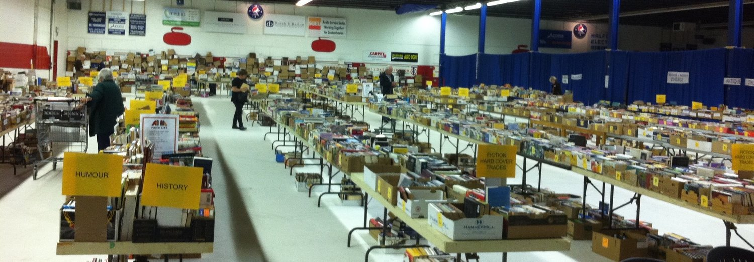 - In 2007, members of the Seniors' University Group held their first book sale with a few tables set out in front of the Lifelong Learning Centre on the College Avenue Campus. Today, it has ballooned to over 15,000 sq. ft. of space.