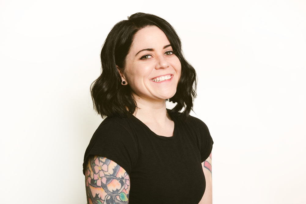 Becca Harpain, CSS Expert, Squarespace Circle Member & founder of InsideTheSquare.co