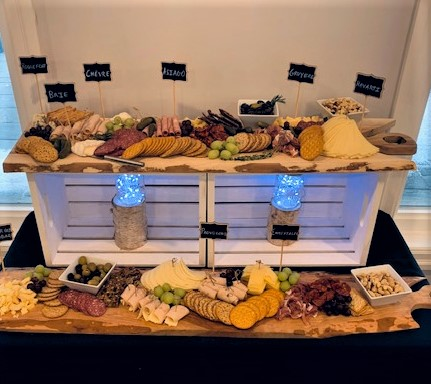 Cater Me Please - Kiera Grinyer, V.P of Cater Me Please, gives her view on working with wedding coordinators and shares some insight to choosing a caterer for your special event!