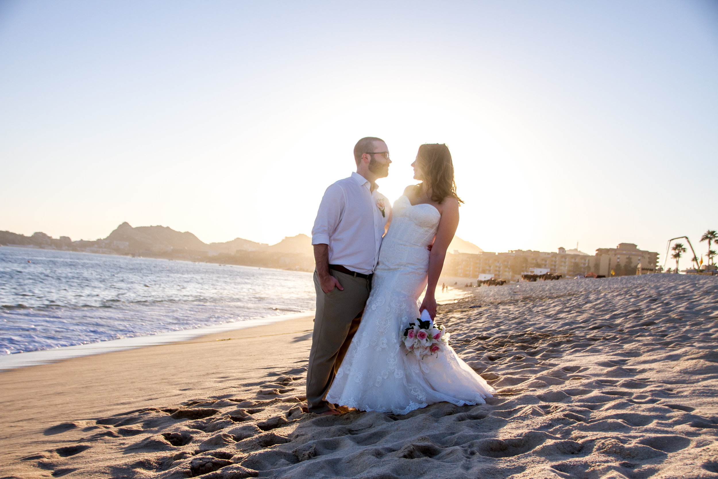 Real Bride: Kelly - One of my best girlfriends recently got married in Mexico and has A LOT to say about her experience! If you're curious about destination weddings- keep reading!Image by My Wedding in Los Cabos