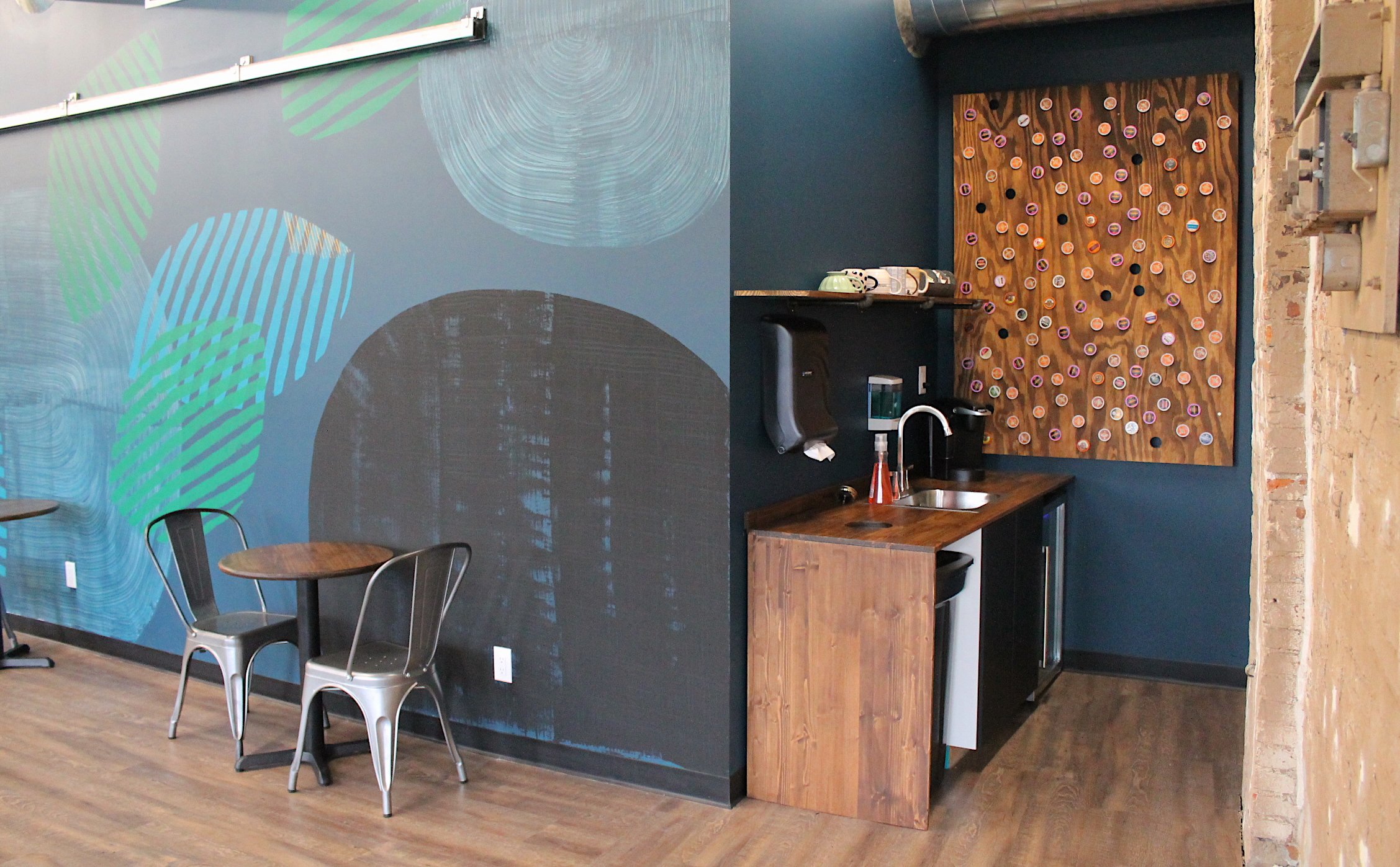 Innovation Lab - Coffee bar with tables.JPG