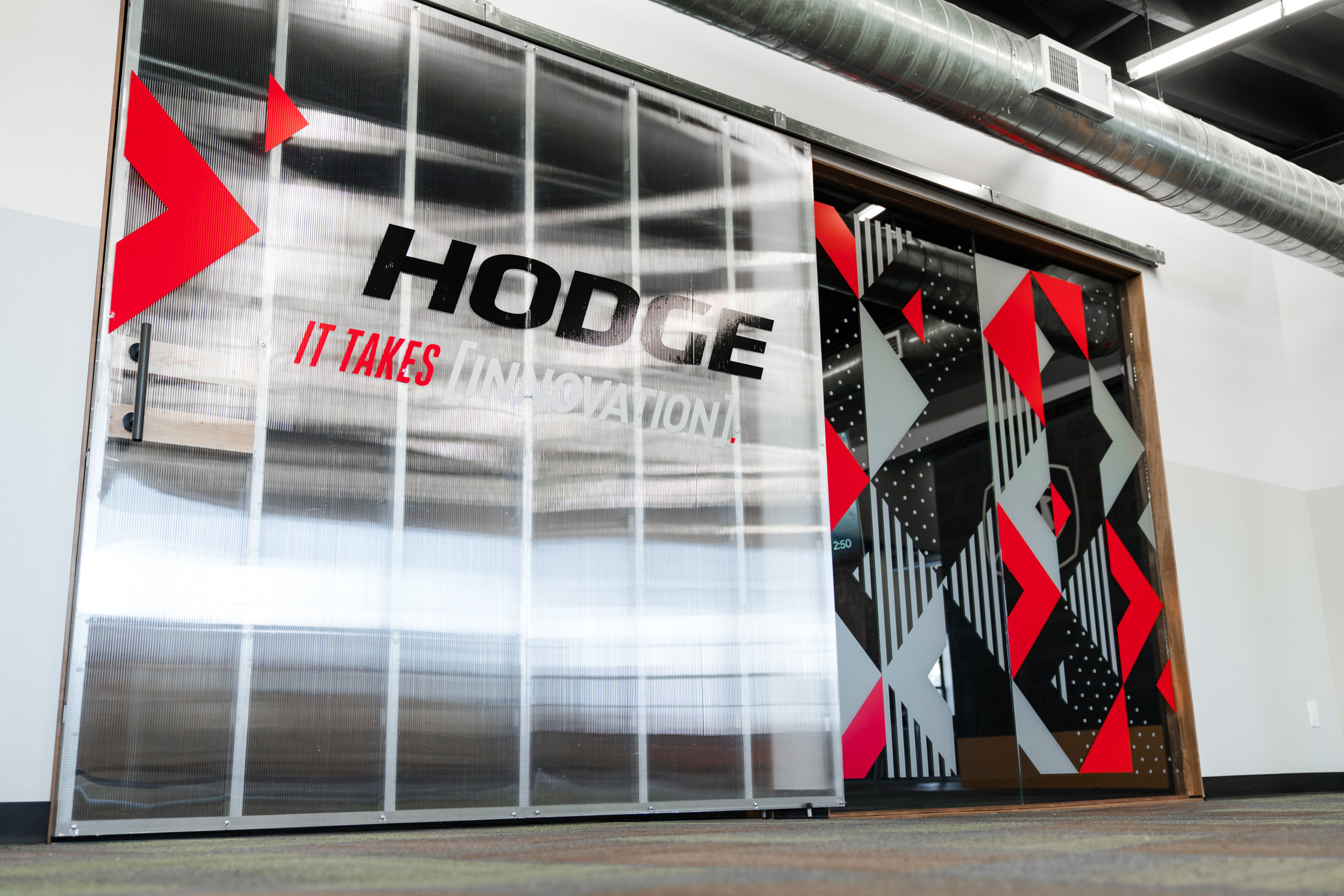 Hodge Innovation Space