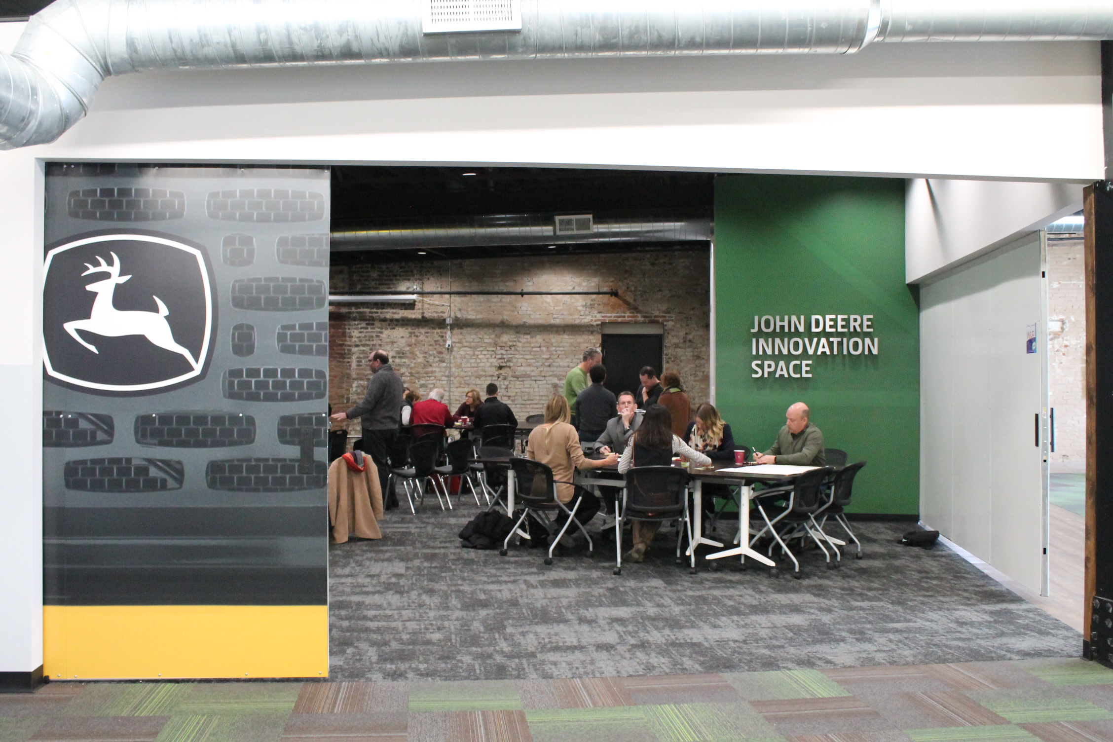 John Deere Innovation Space