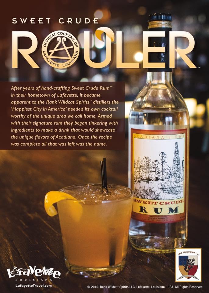 Sweet Crude Rouler
