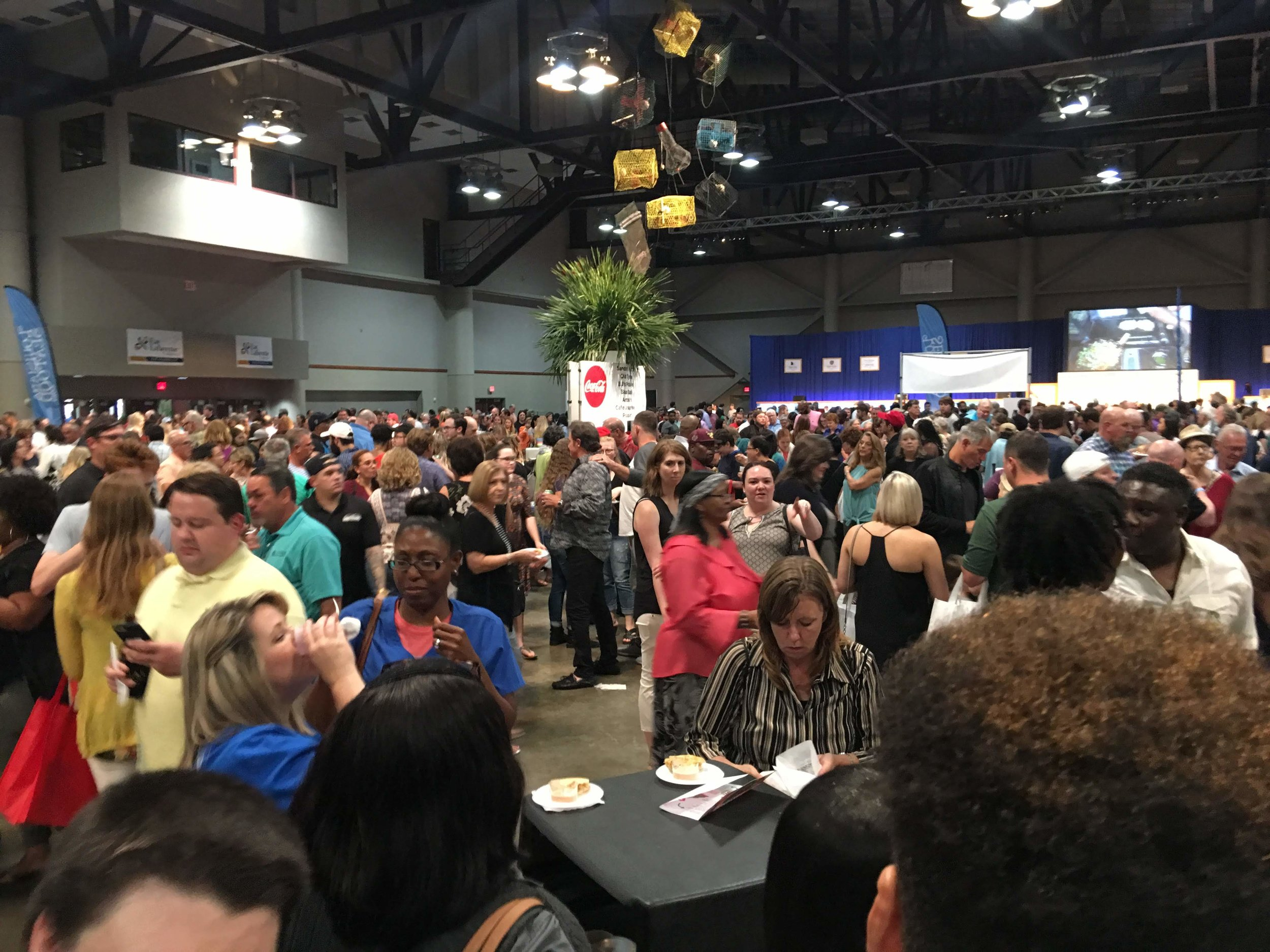 Large Crowd to celebrate locally-owned restaurants