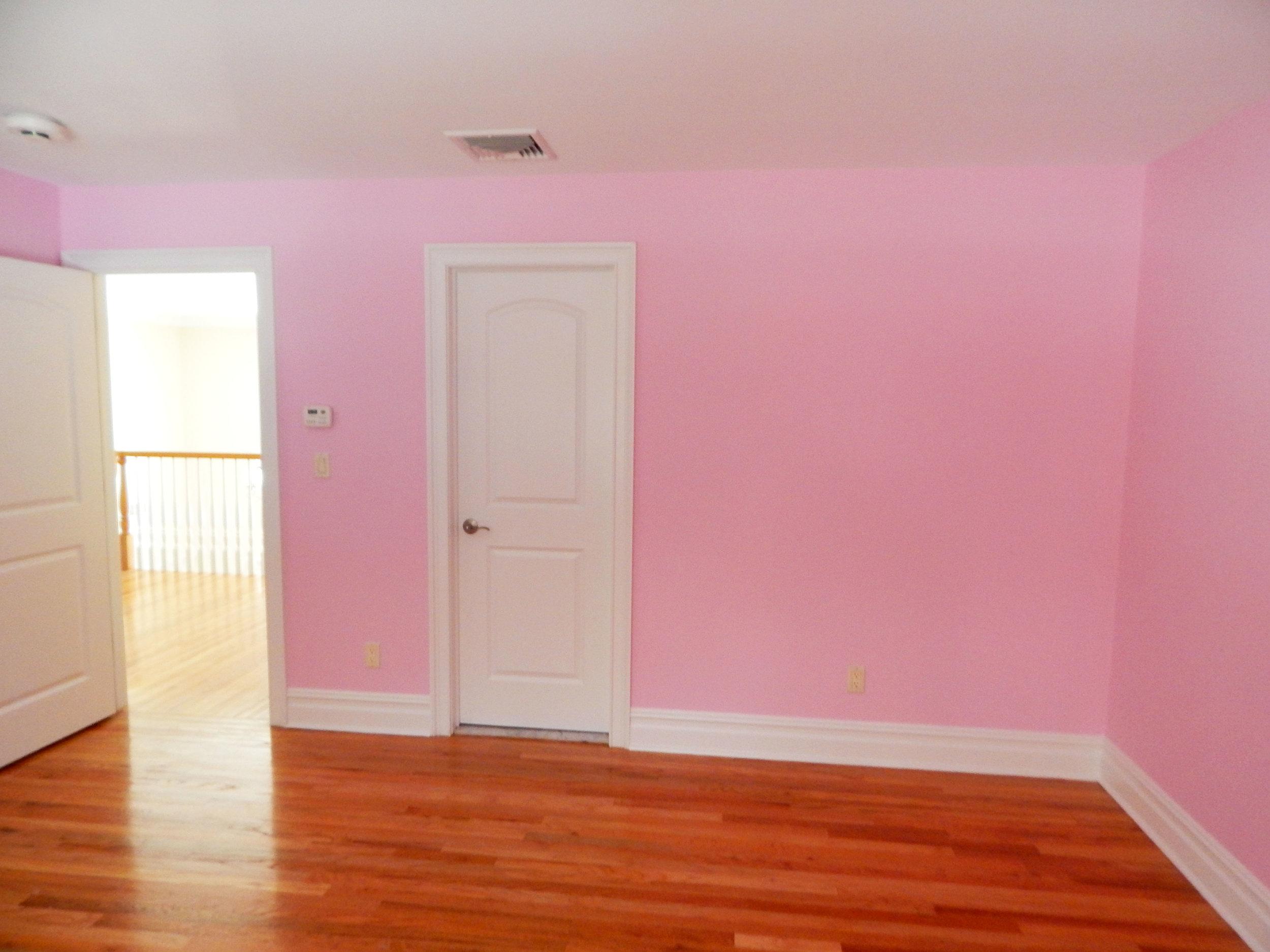 Interior Paint Child's Bedroom