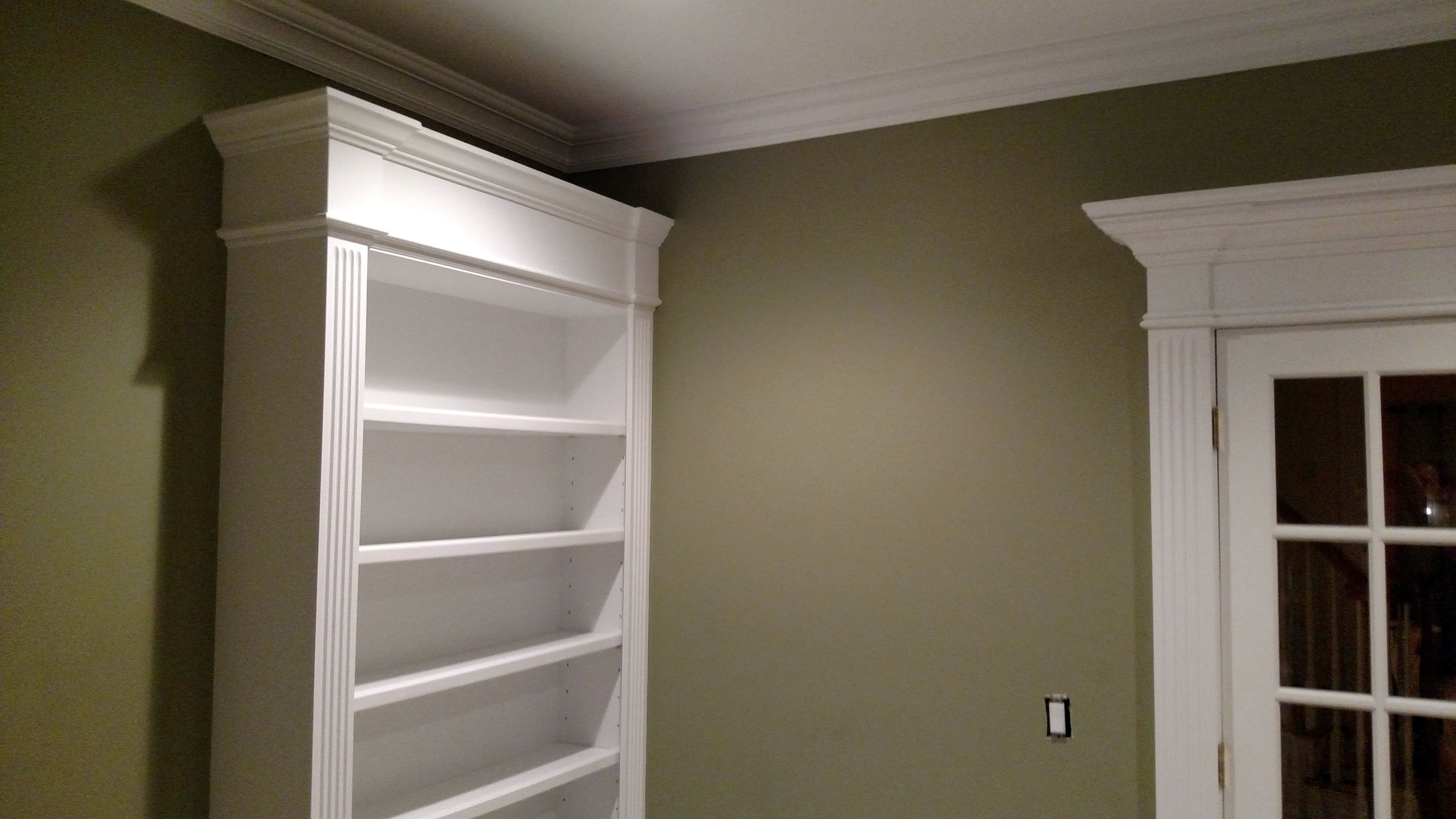 Interior painting Asheville, NC
