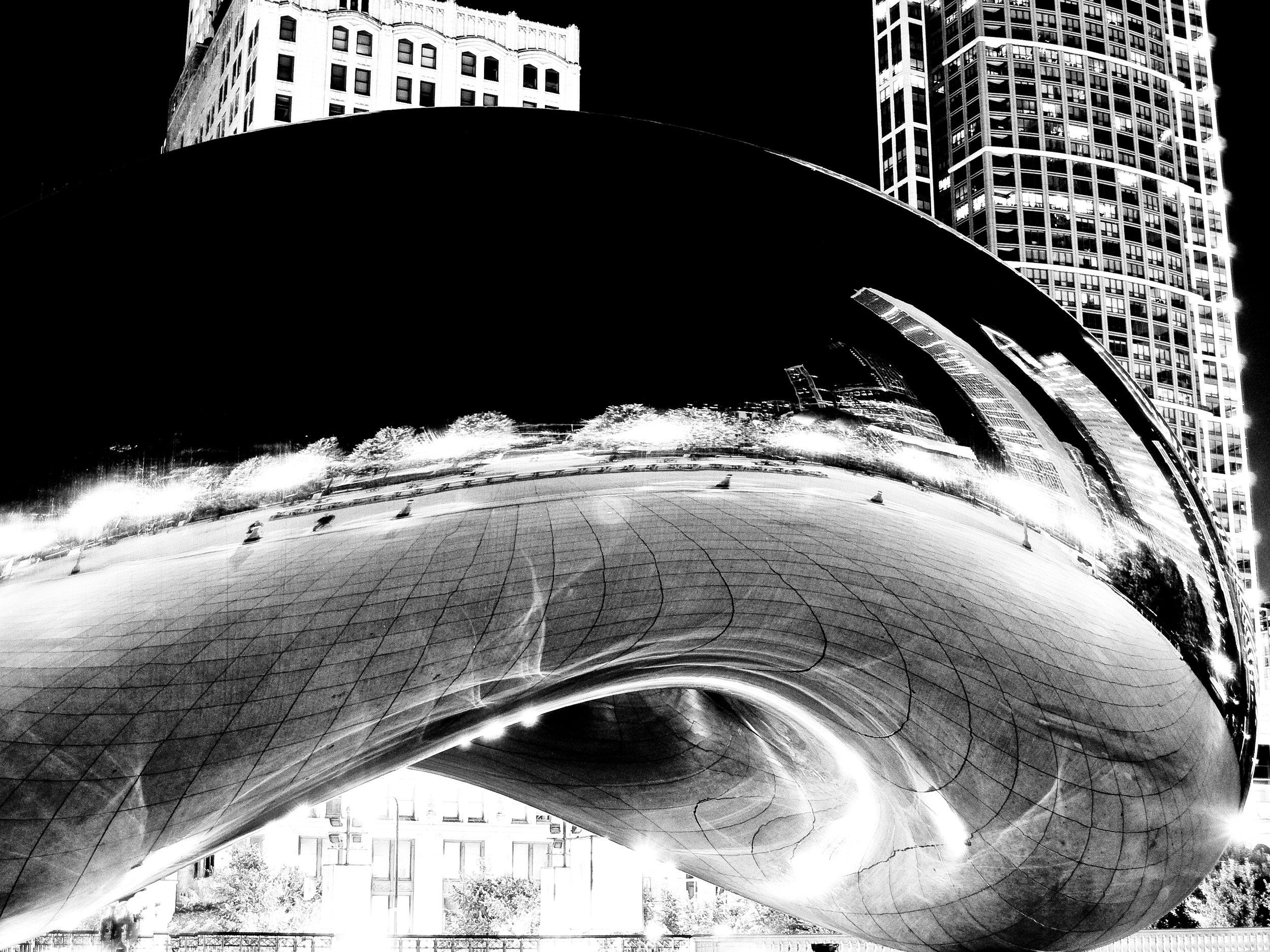 The Bean, Chicago, Illinois - by John Cornelissen