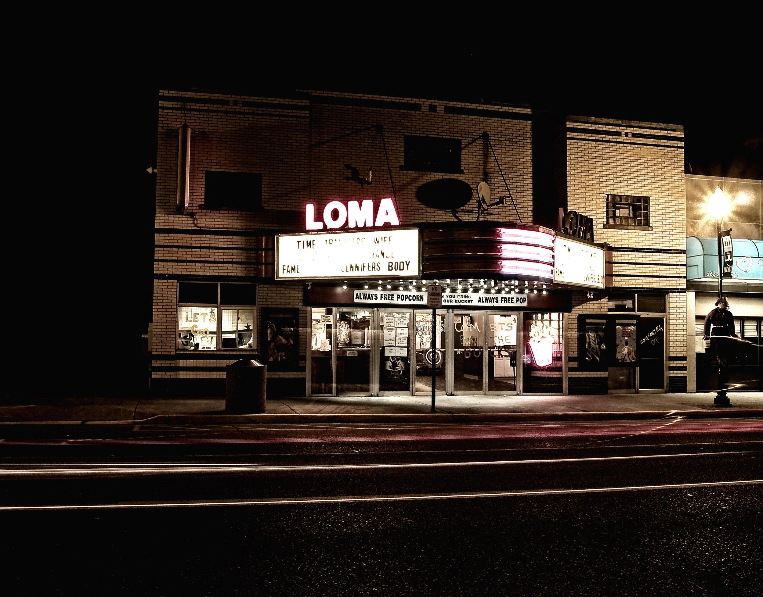 The Loma, Coloma, Michigan - by John Cornelissen