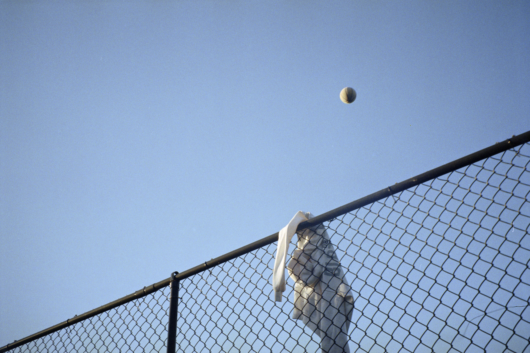 Untitled (Basketball Shirt)  - © Anna Brody