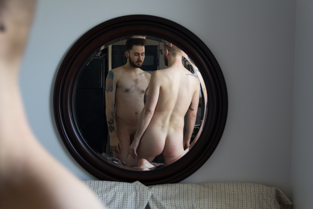 Kenneth and Rich, 2018 - © Kenneth Guthrie