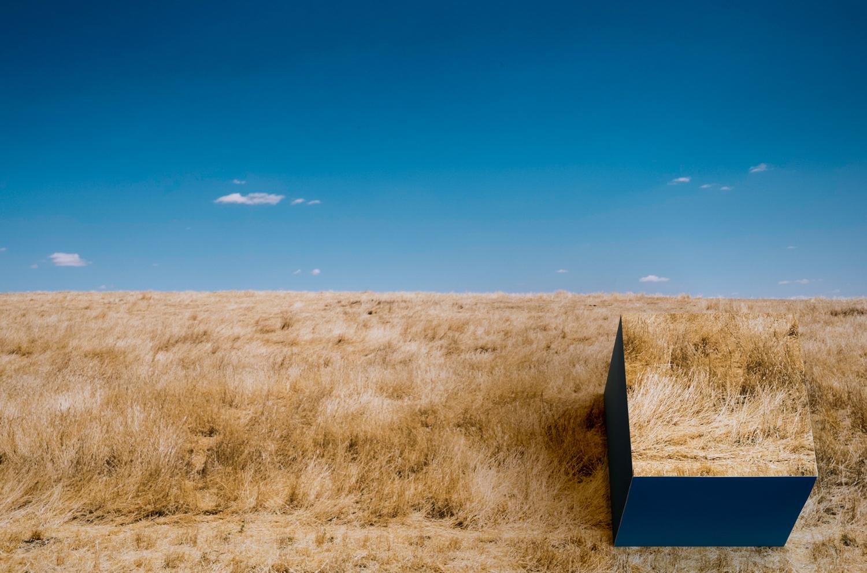 Geometric Landscape VIII, Esther Nooner