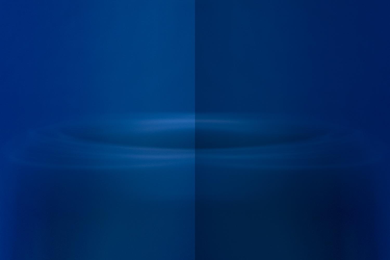 Blue & Bluer I,  Sarah Szwajkos
