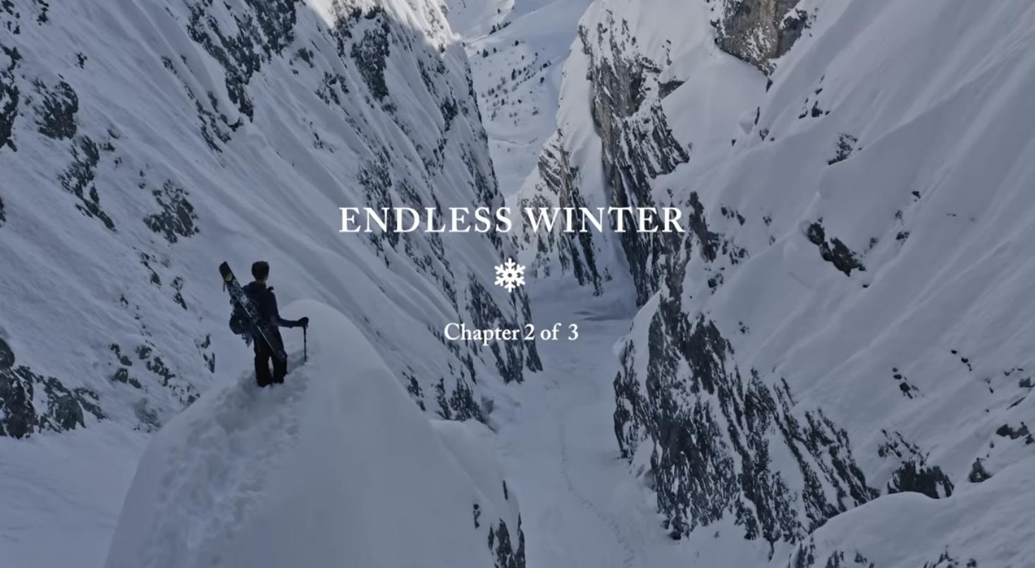 Screenshot - Endless Winter - chapter II / YouTube