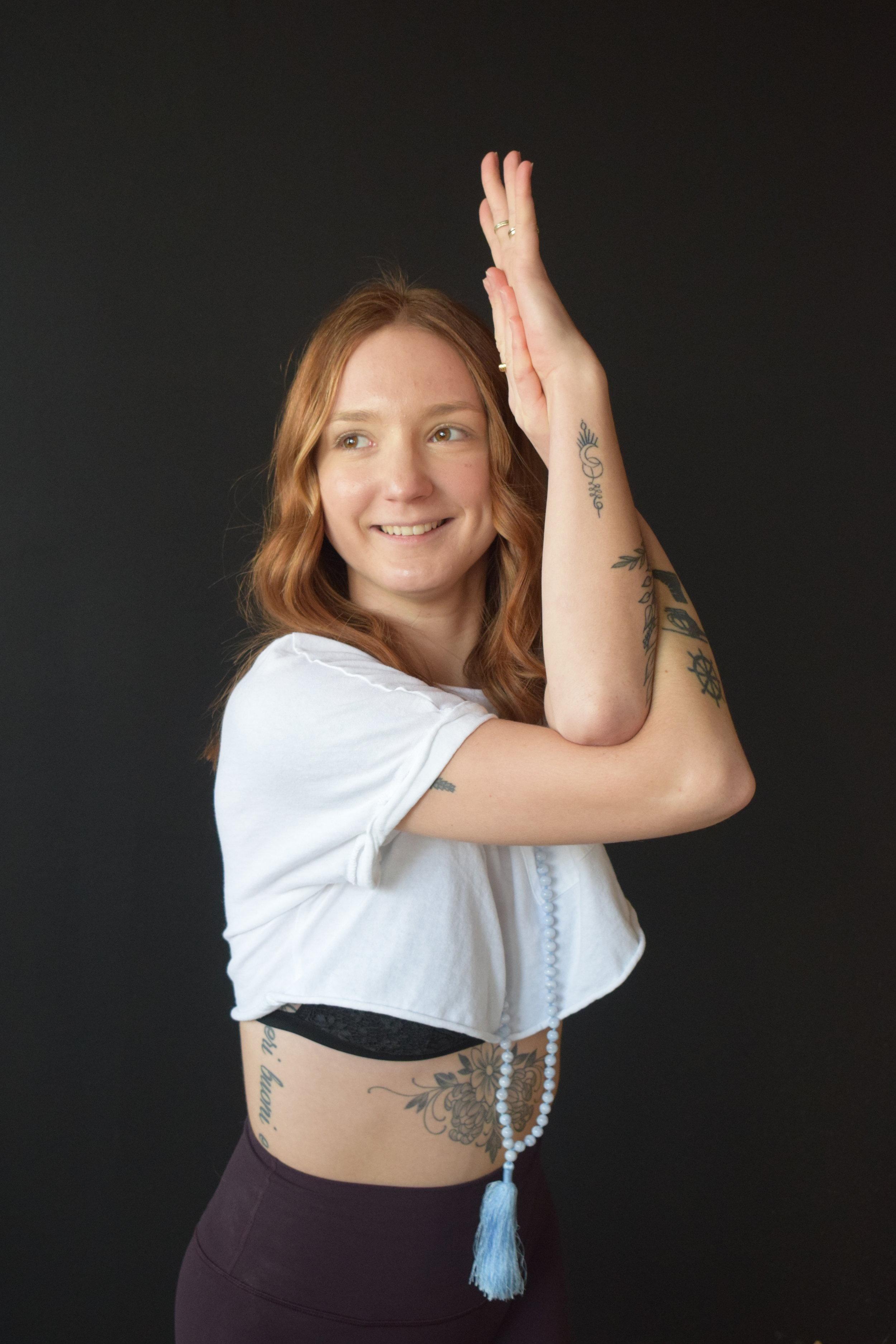 Cassie Connor  Co-founder & Yoga Teacher