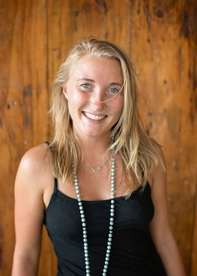 Ida Farneman  Co-founder & Yoga Teacher