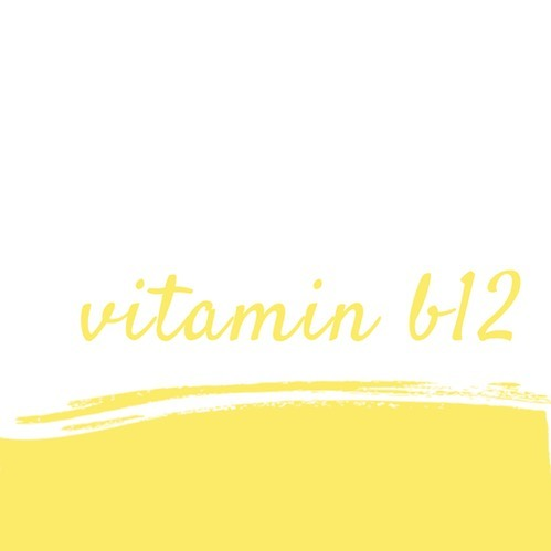 Vitamin B12! A very important *necessary* nutrient during pregnancy (almost just as important as folic acid!!) for proper red blood cell formation, neurological function, and DNA synthesis. The National Institutes of Health recommended that pregnant and nursing moms consume 2.8 micrograms (mcg) of B12 per day and most people get that through fortified foods and animal products — but humans aren't so good at absorbing this vitamin (we only absorb 1-2 percent of a typical B complex supplement) and when we're eliminating or cutting back on meat/dairy, we need to make sure we're getting enough elsewhere! Read up on why it's important, what it's good for, and how to get more of it in (link in bio!). Teaser: all milkd products are made with a nutritional/brewer's packing in an enriched source 🤗