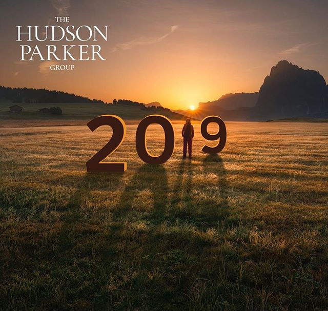 Happy New Year, from The Hudson Parker Group.  We are ready for your next move in 2019! #thehudsonparkergroup #compasschicago #chicagorealestate #buying #selling #springmarket