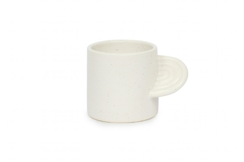 ARTIFACT MUG - WHITE SPECKLE