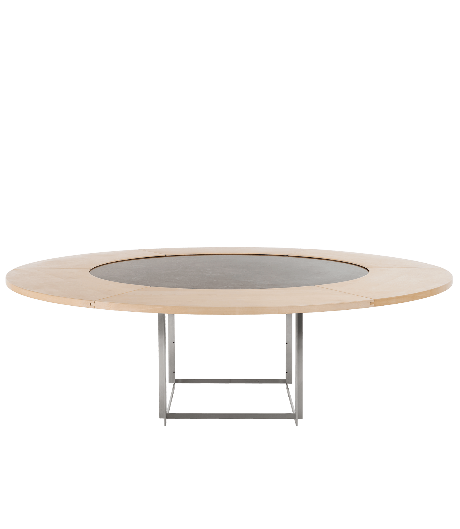 PK54/A  BY POUL KJAERHOLM  (SHOWN WITH EXTENSION RING)