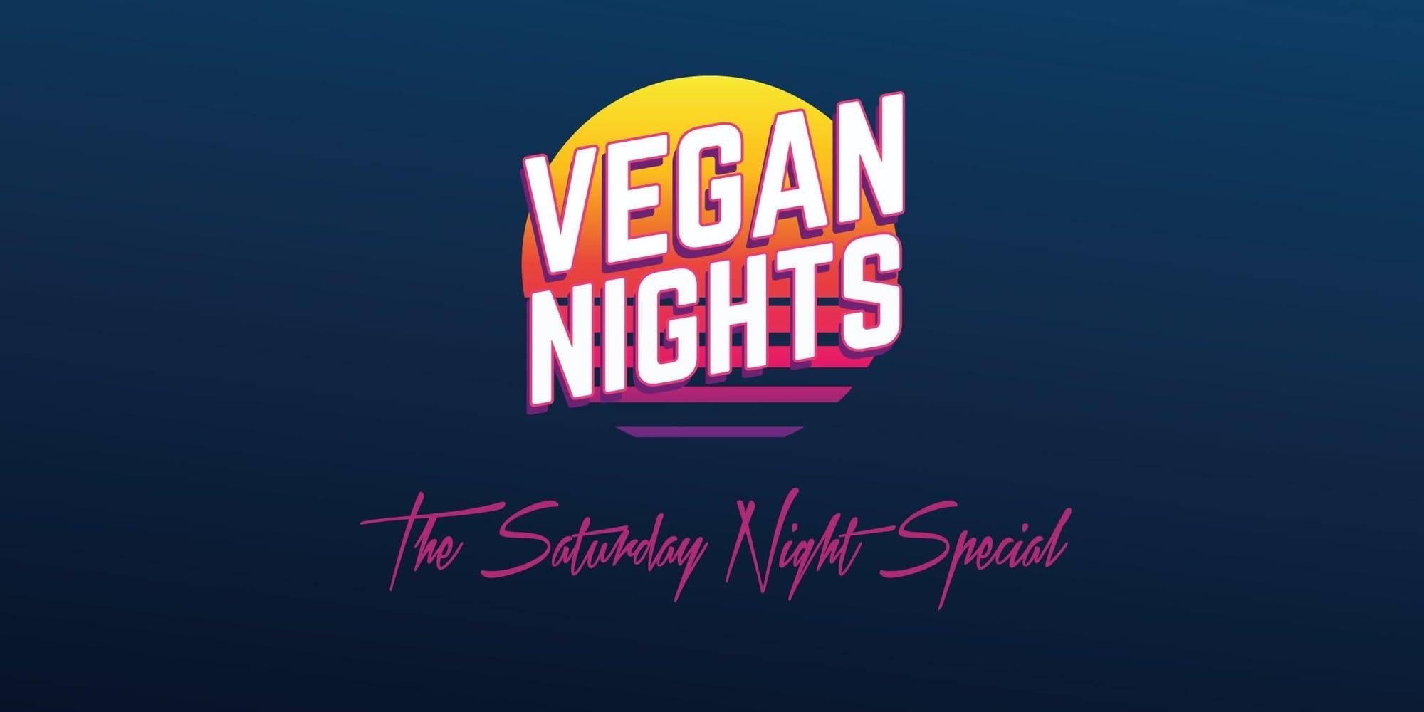 Island Glitter x Vegan Nights