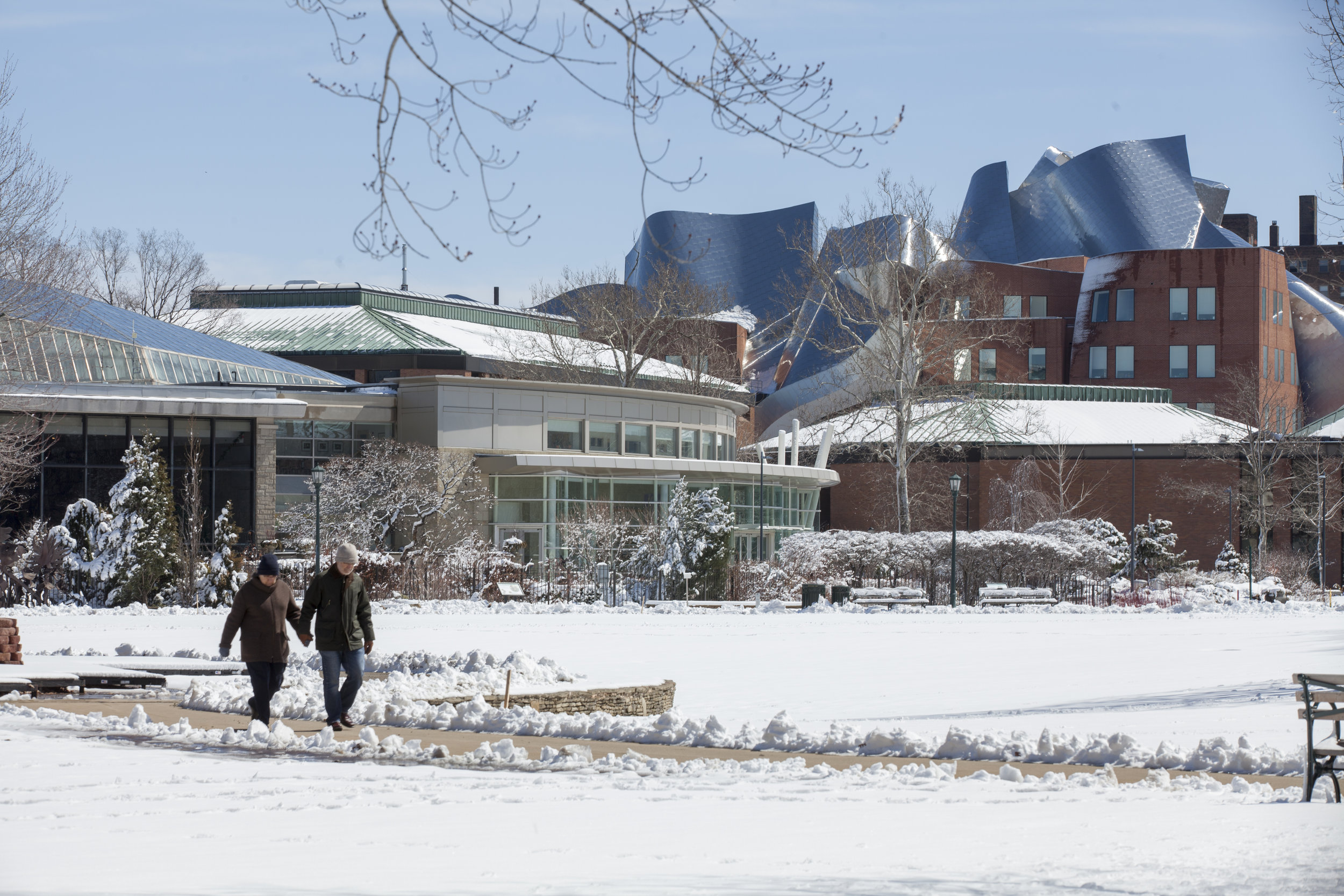Case Western Reserve University, with a staff of more than 6,000 and an annual budget topping $1 billion, offers huge economic opportunity for local residents.